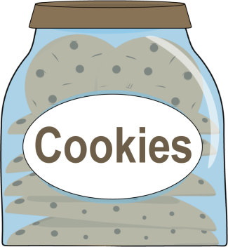 Jar clipart cookie jar Clipart Cookie Cookie 5 art