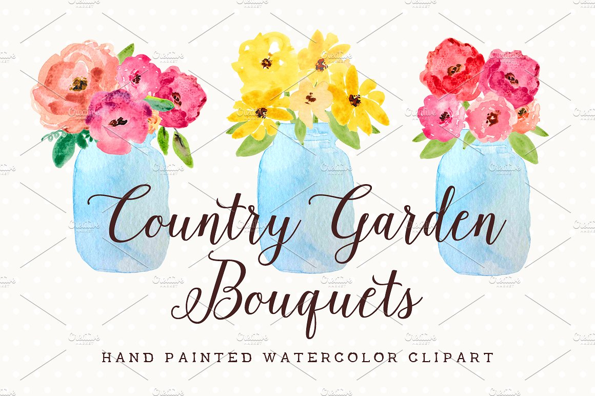Jar clipart country Country Graphics wedding Clipart Photos