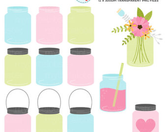 Jar clipart cute jar Use of commercial jars Art