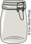 Jar clipart empty 794 Vector 23 Jar of