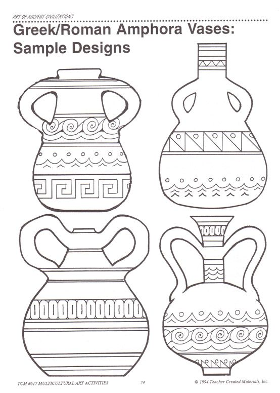 Jar clipart greek urn Greek about on Ancient ancient