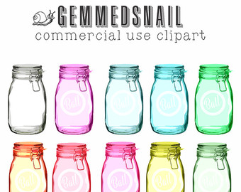 Mason Jar clipart ball jar Jar Mason transparency ball jar