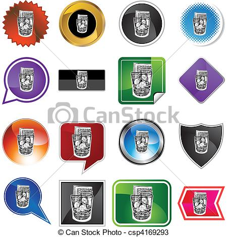 Jar clipart icon Csp4169293 Jar Search of Vectors