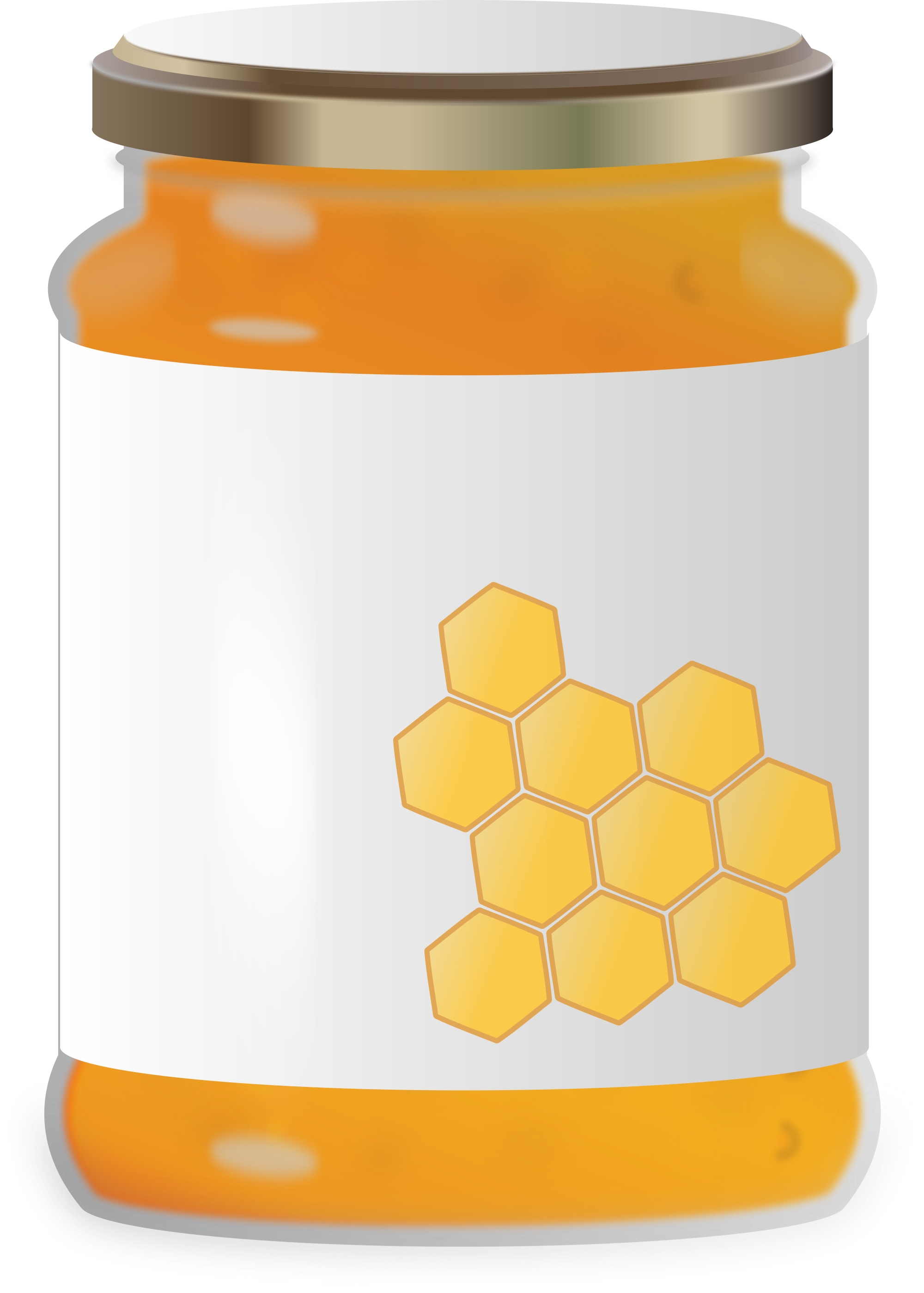 Jar clipart icon Jar Commons svg icon File:Honey