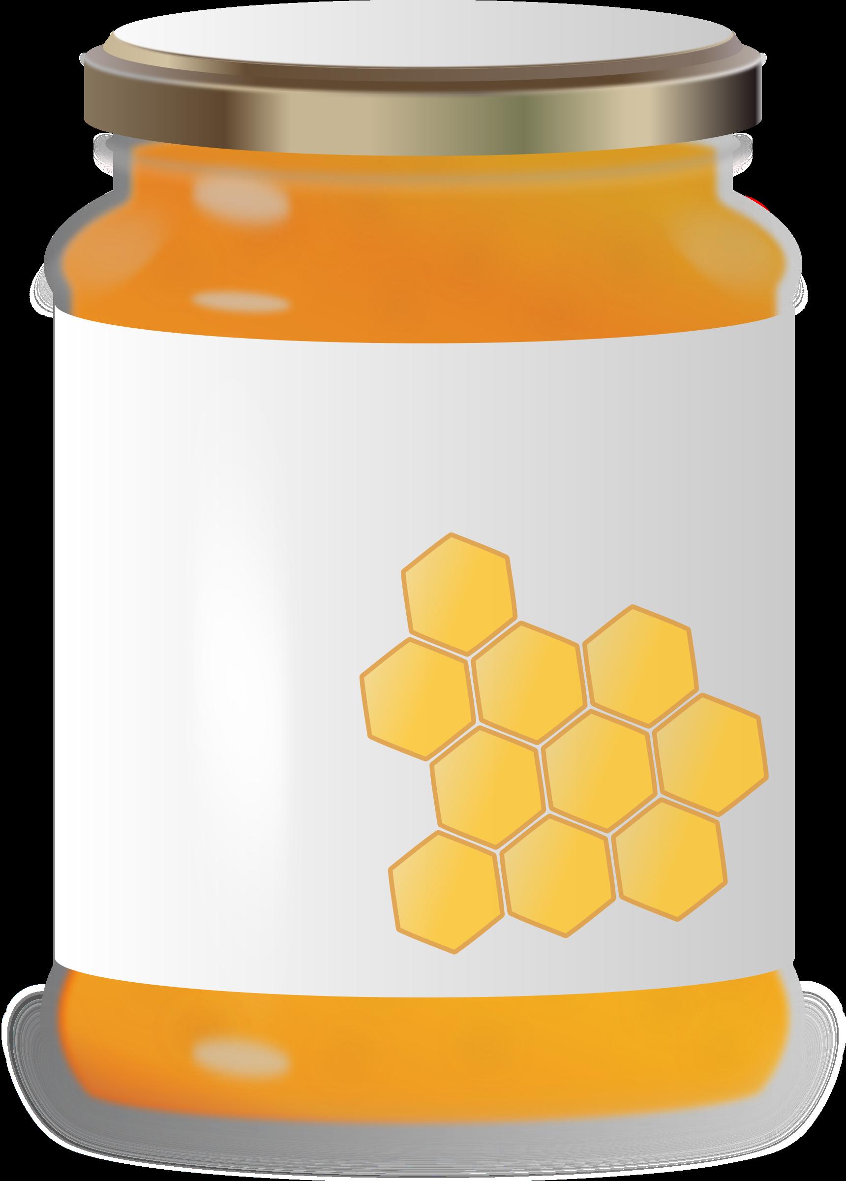 Jar clipart jar honey Honey Jar Jar Honey Clipart