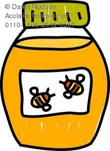 Jar clipart jar honey Acclaim Images jar of of