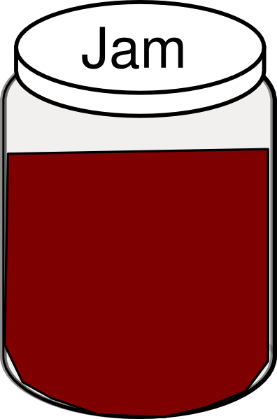 Jar clipart jelly jar Art Jar image at Download