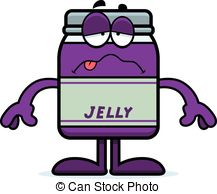 Jar clipart jelly jar Jam Clip Jelly Jelly Sick