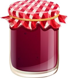 Jar clipart jelly jar Coffee on Pin Kitchen*~ Find