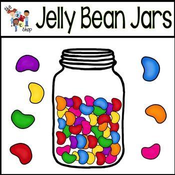 Bean clipart jelly bean jar Art: Education in to Jars
