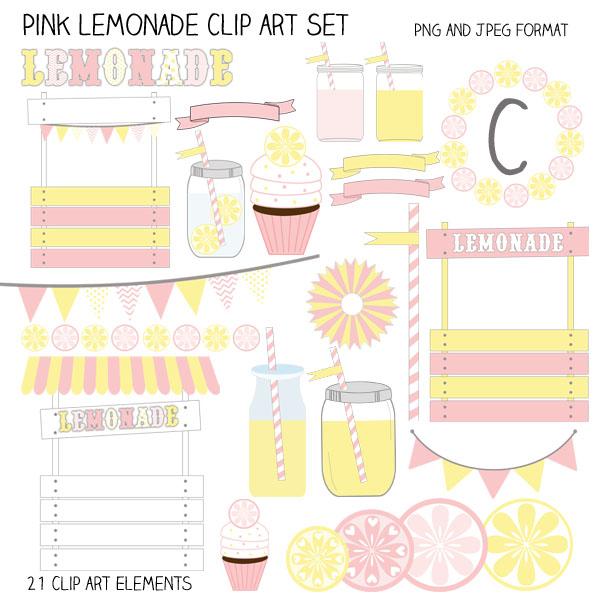 Jar clipart lemonade Lemonade Pink Lemonade Zone at