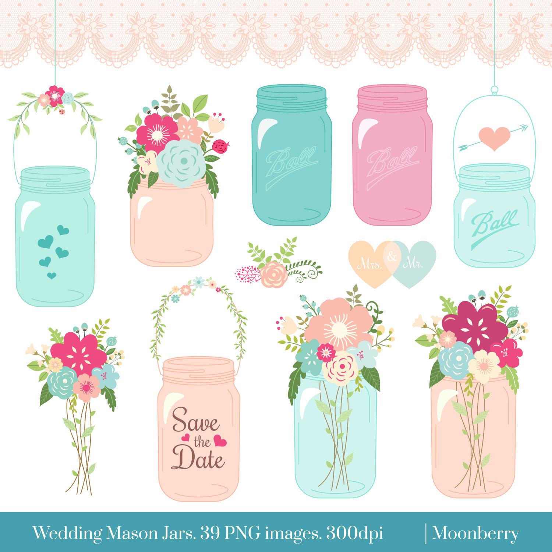 Jar clipart masson Items Popular on for Art