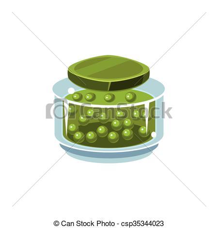Jar clipart pea Illustration Vector Transparent Transparent Jar