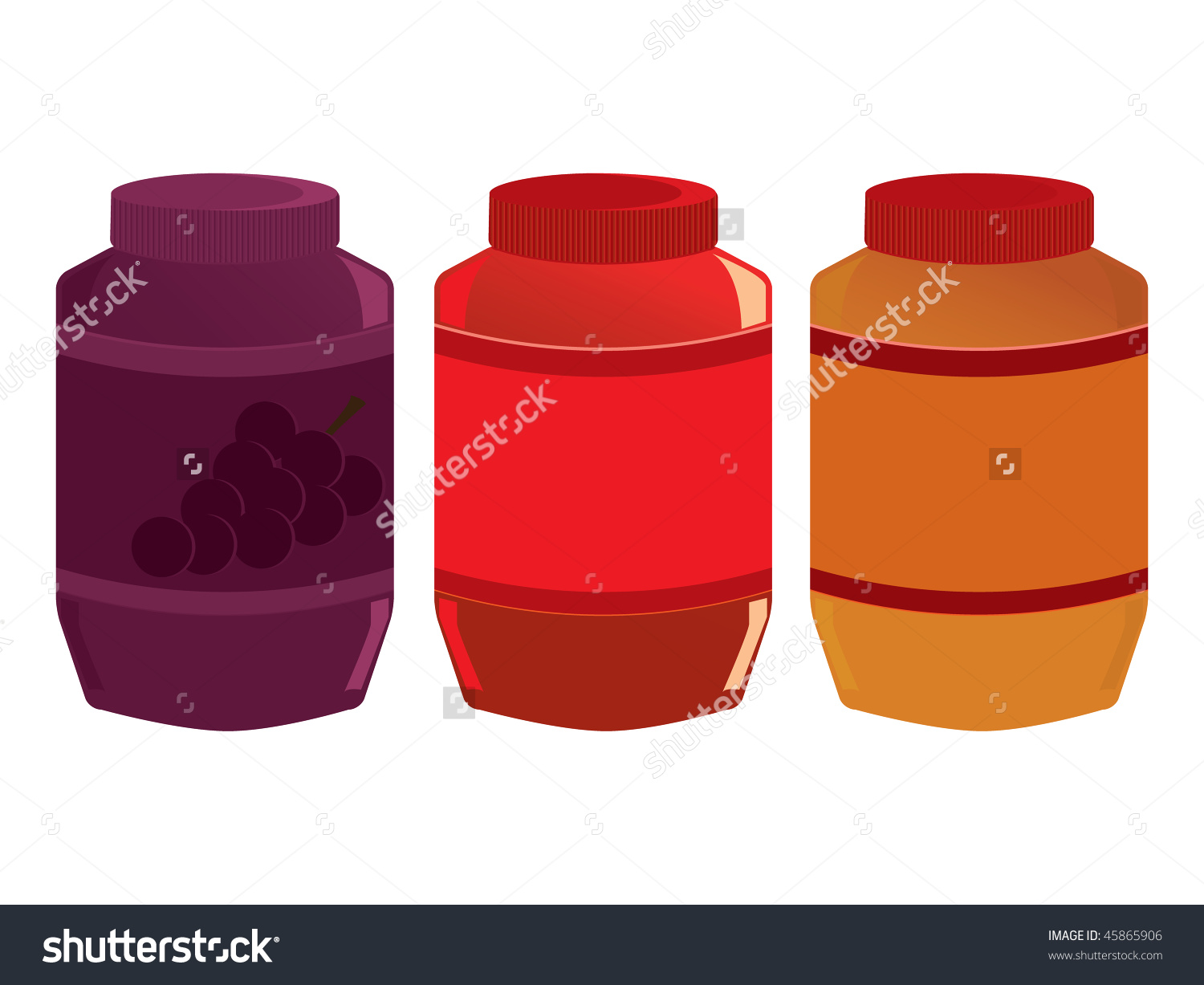 Jar clipart peanut butter and jelly Clipart Peanut peanut jelly Clipart