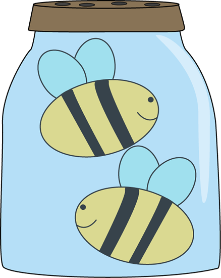 Science clipart bee #1