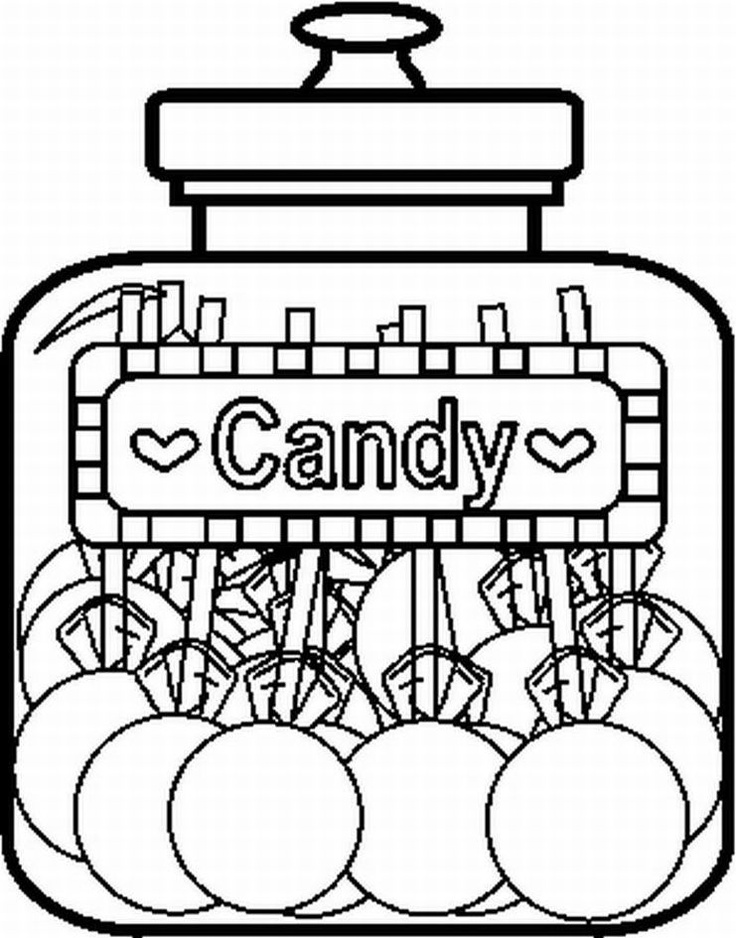 Jar clipart sketch Free Clip Coloring on Free