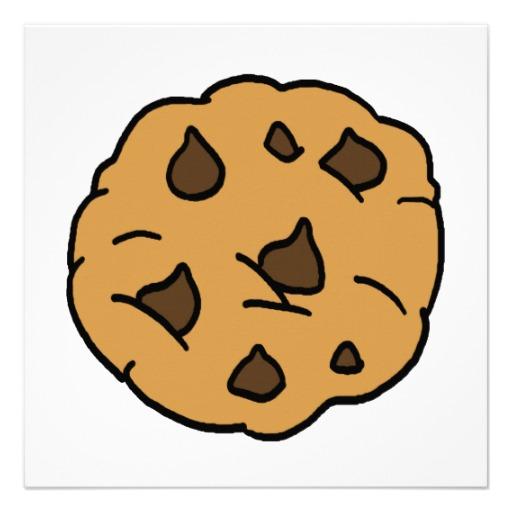 Cookie Monster clipart chocolate chip cookie milk Free Clipart White And Download