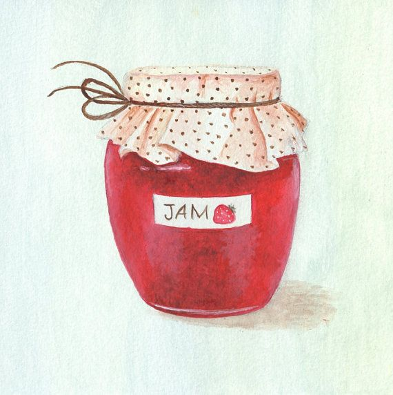 The Kitchen clipart preserves A 155 Art In Jam