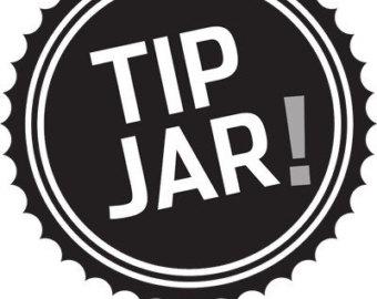 Jar clipart tip jar Addition Custom Charming for Tip
