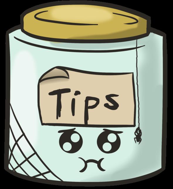 Jar clipart tip jar Newgrounds  by Shmousey Jar