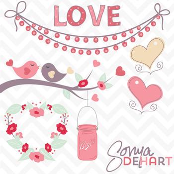 Jar clipart valentine Jar Clipart Clipart Jar Love