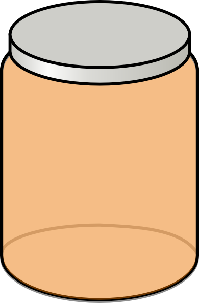Mason Jar clipart bug jar At as: image Orange clip
