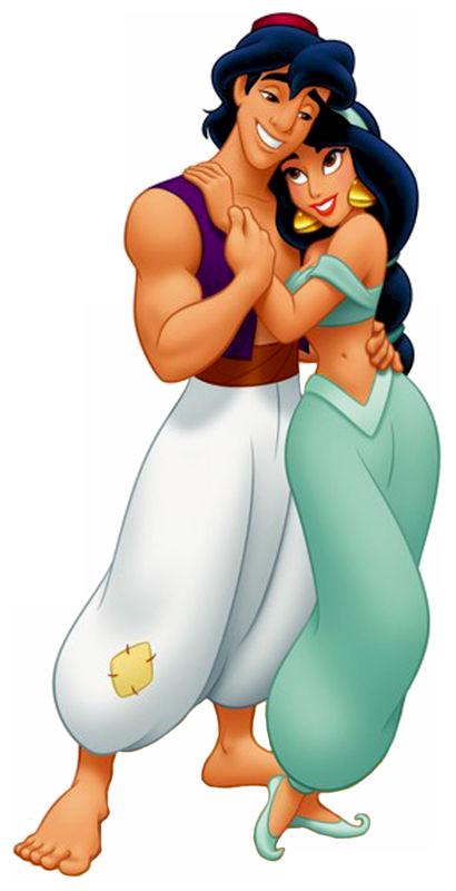 Jasmine clipart lamp Jasmine Together  Aladdin 2