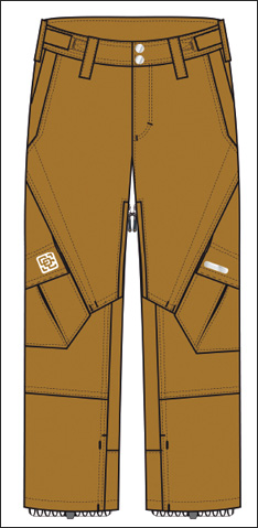 Winter clipart jeans Clip Zone Winter Pants Cliparts