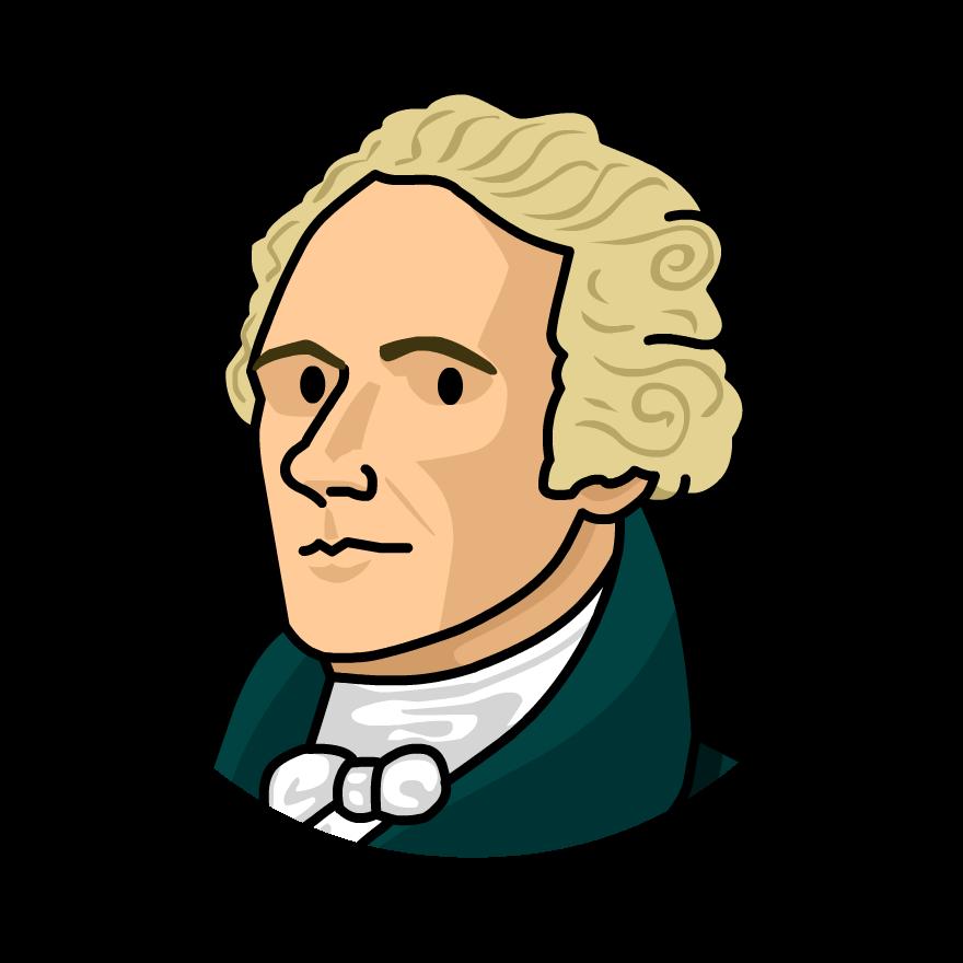 Jefferson clipart Hamilton ClipArt American Sortify: BrainPOP  Hamilton