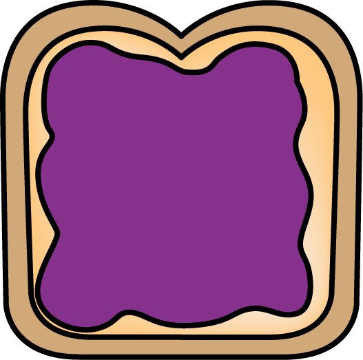 Jelly clipart Bread Jelly Jelly Jelly with