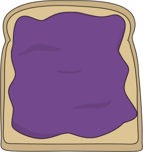 Jellie clipart And And Jelly Toast Toast