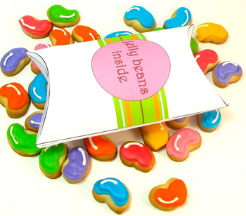 Jelly Bean clipart bag sweet And bag made a before
