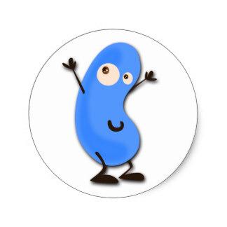 Jelly Bean clipart blue Monster Cute Bean Classic Jelly