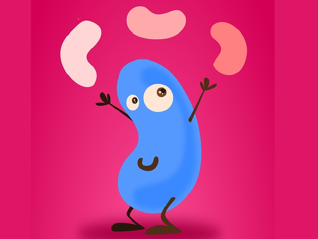 Jelly Bean clipart lima bean Mean Bean Lima  Days:
