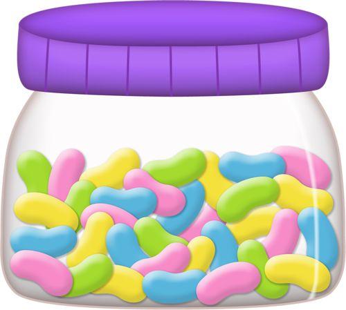 Bean clipart jelly bean jar Easter easter happy on beans