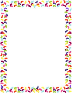 Jelly Beans clipart border Pinterest  MB+ CHULOS PÁGINA
