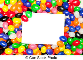 Jelly Bean clipart pile Card  and and 159