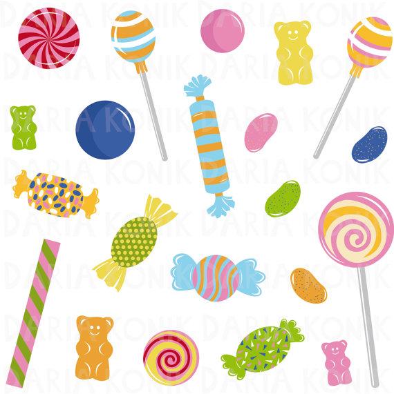 Jelly Beans clipart i love Art jelly jelly Set bears