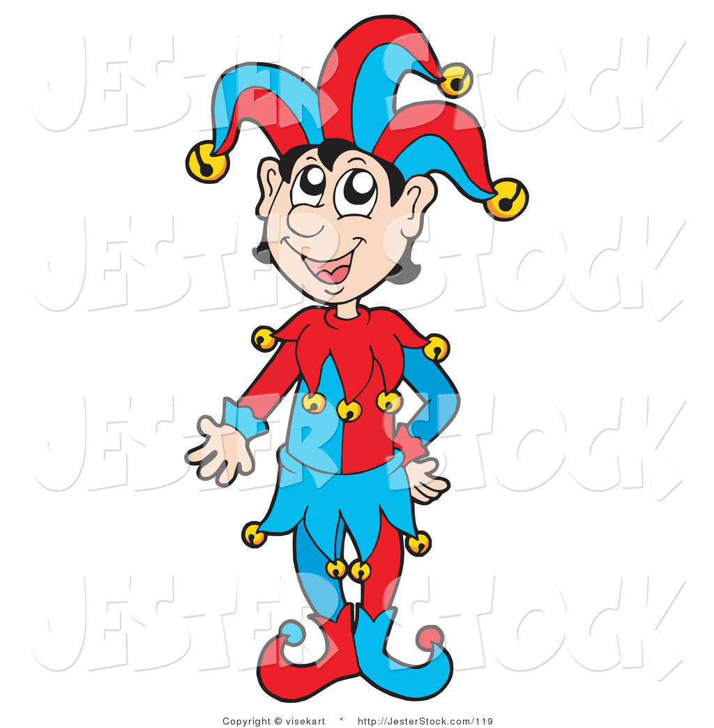 Jester clipart Jester  Court Clipart