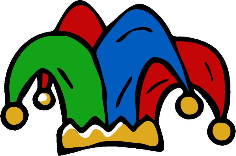 Joker clipart jester  Art Hat Free Jester