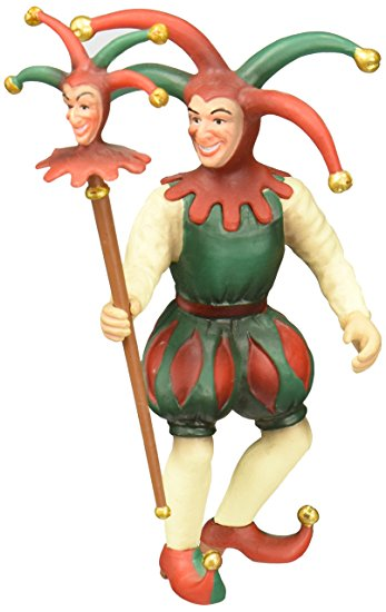Toy clipart jester #5