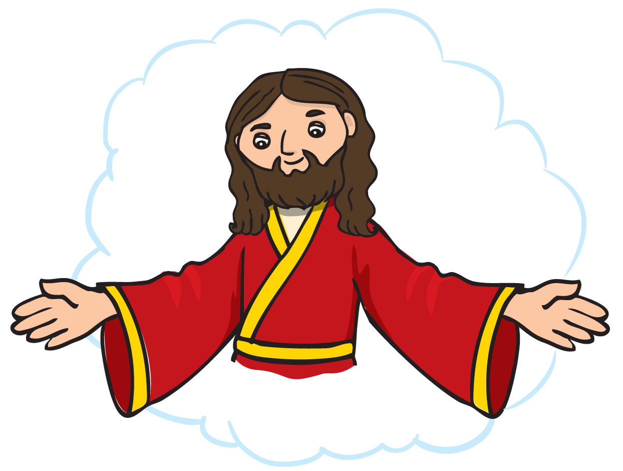 Jesus clipart Free and clipartix com clip