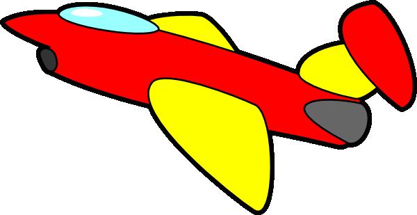 Jet clipart Download com Cartoon vector Clker