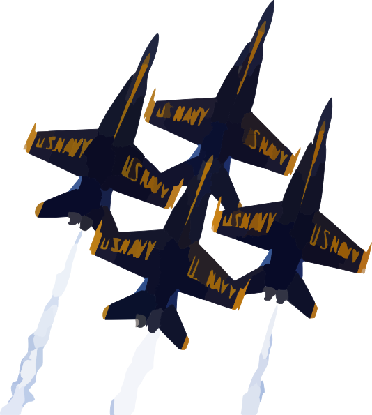 Airplane clipart navy blue Planes  Clip com Download