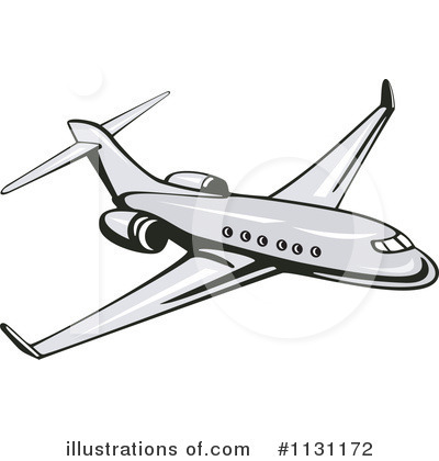 Airplane clipart royalty free #1