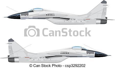 Jet clipart army plane Jet csp3292202  fighter Jet