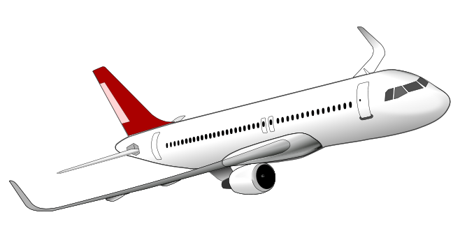 Jet clipart art Airliner PhD clip is com/jumbo