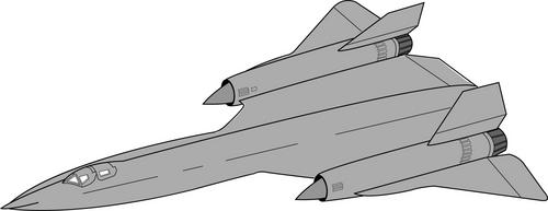 Jet clipart blackbird Blackbird SR Art Clip 71A