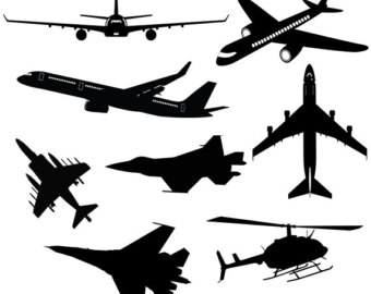 Jet clipart blackbird Art clip files svg clipart