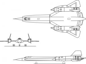 Jet clipart blackbird Blackbird YF Art Clip 12A